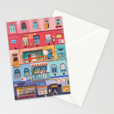 BP frontage Stationery Cards