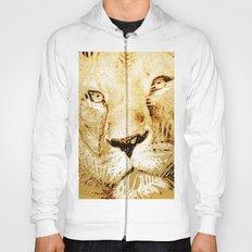 Tiger Palm Hoody