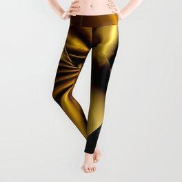 The Golden Scarab Leggings