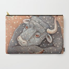 The year of OX  Carry-All Pouch