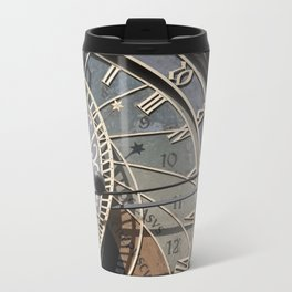 Astronomical clock Prague Travel Mug