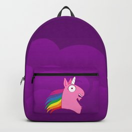 Silly Bestiary: Pink Unicorn Backpack