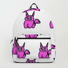 The Pink Pussy Cat Parade Backpack