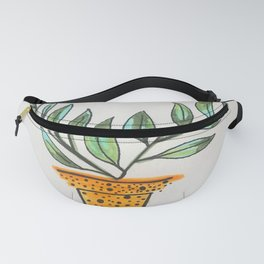 PLANT FOR THOUGHT Fanny Pack