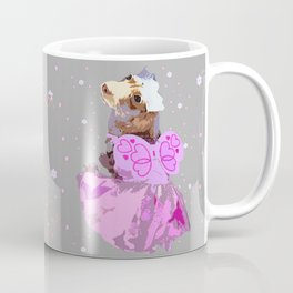 """Phairy Princess"" ~ Dachshund, Weiner Dog, Doxie, everywhere! Coffee Mug"