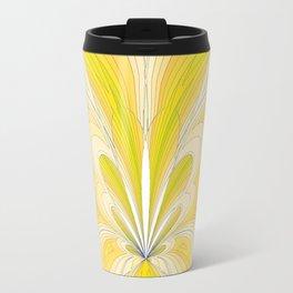 Yellow Fountain Travel Mug