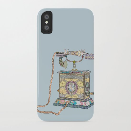 waiting for your call since 1896 iPhone Case