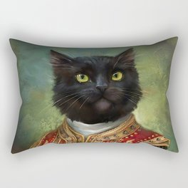 Hermitage Court Moor in Casual Uniform Rectangular Pillow
