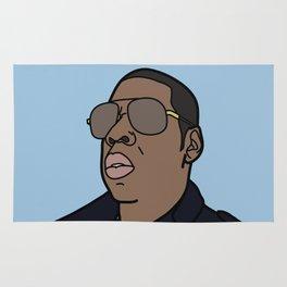 Jay-Z Rug