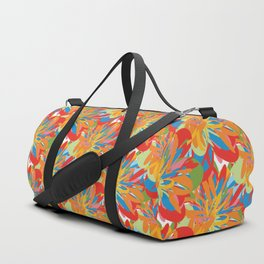 Floral 101 Duffle Bag