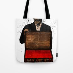 Old Scratch Tote Bag