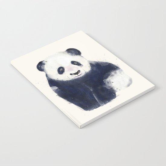 little panda bear Notebook