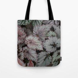 Leaf textures in group Tote Bag