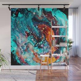 Paint Swirl Euphoria Wall Mural