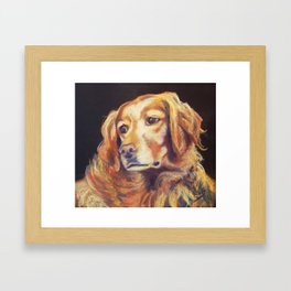 Mr. Wilson  Framed Art Print