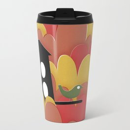 Birdhouse n.2 Metal Travel Mug