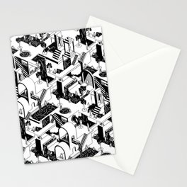 City Repeat Stationery Cards
