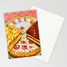 To each his own Stationery Cards
