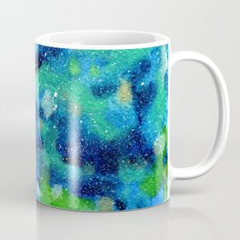 Outer space, other dimension, same stars. Coffee Mug