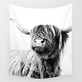 HIGHLAND CATTLE FRIDA Wall Tapestry