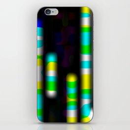 inhuman_01 iPhone Skin