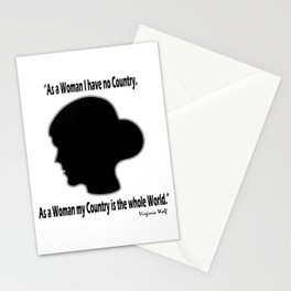 Virginia, My Dear Stationery Cards