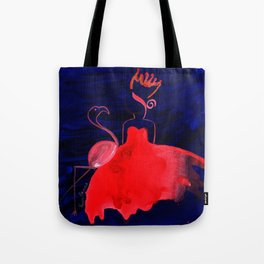 Topsy Turvy 2 Tote Bag