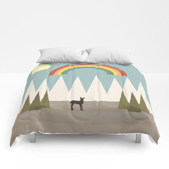 The Rainbow Comforters