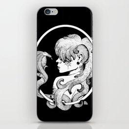 Medusa's Suicide iPhone Skin