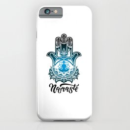 Hand of Fatima | Hamsa Khamsah Khamsa Tafust iPhone Case