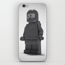 He's Seen A Million Miles iPhone Skin
