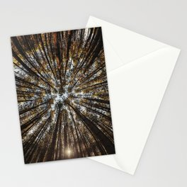 Pines Above Stationery Cards