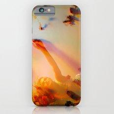 Blooming Colors Slim Case iPhone 6s