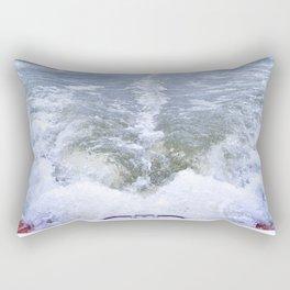 Master Wake Rectangular Pillow
