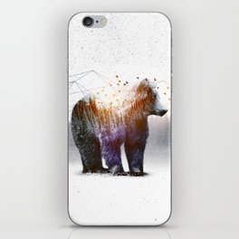 A Wilderness Within / Bear iPhone Skin