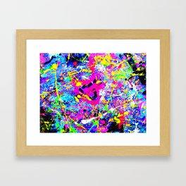 """""""Heart-Broken""""  Framed Art Print"""