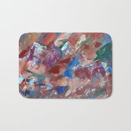 A Spike Of Pain Bath Mat