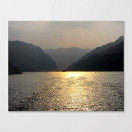Yangtze River Canvas Print