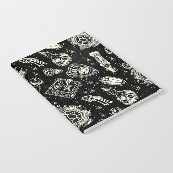 Magical Mystical  Notebook