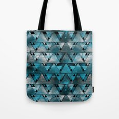 TriangleTracts Tote Bag