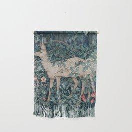William Morris Forest Deer Wall Hanging
