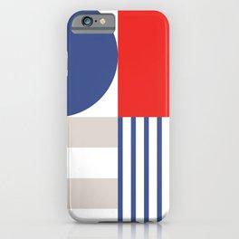 Modern Patriotism  iPhone Case