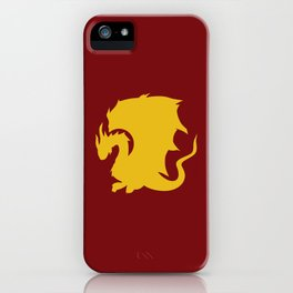 Pendragon Crest iPhone Case