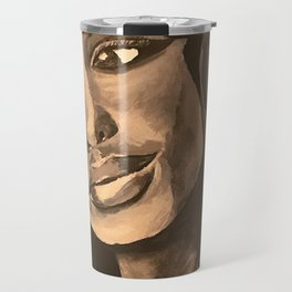 Normal Girl Travel Mug