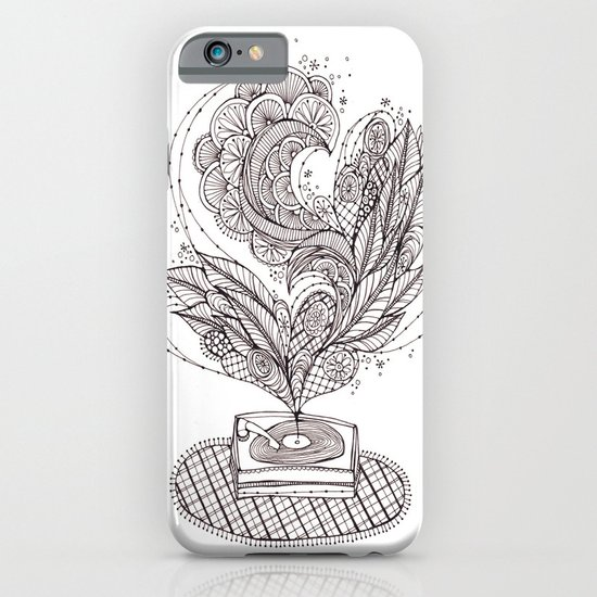 the music maker iPhone & iPod Case