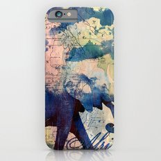 Elephants Journey iPhone 6 Slim Case