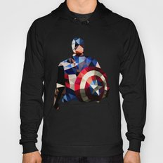 Polygon Heroes - Captain America Hoody