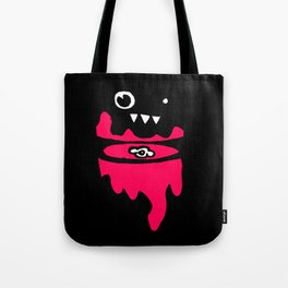 minimal decapitation Tote Bag