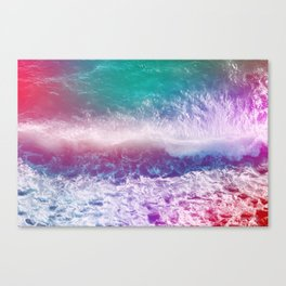 Infinite Waves and Endless Summers Canvas Print