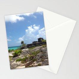 Mayan Ruins - Tulum Stationery Cards